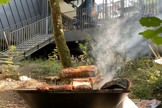 BBQ Forêt des Sources